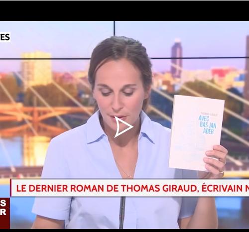 Télé Nantes, Thomas Giraud